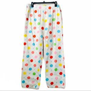PINK Victoria's Secret multi-colored pajama pants